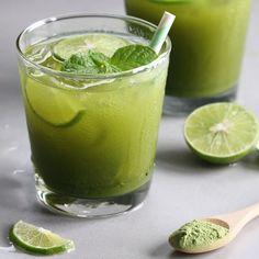 Lemonade-Green-tea